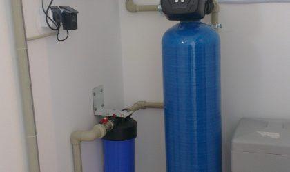 Filtrare, Ecomix, Sterilizare