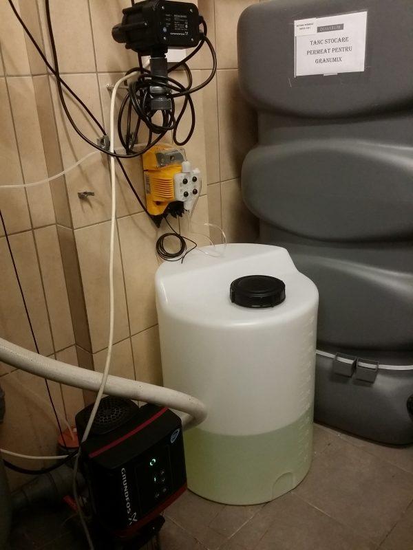 pompa clor