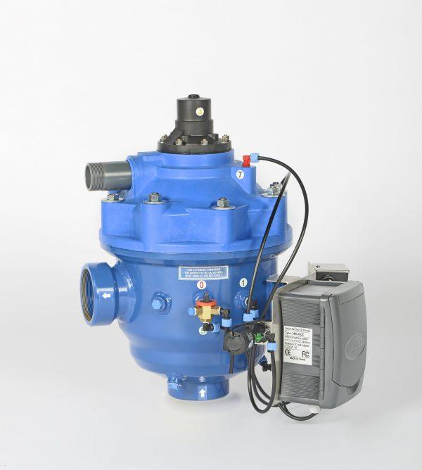 filtrare 40 - 400m³/h